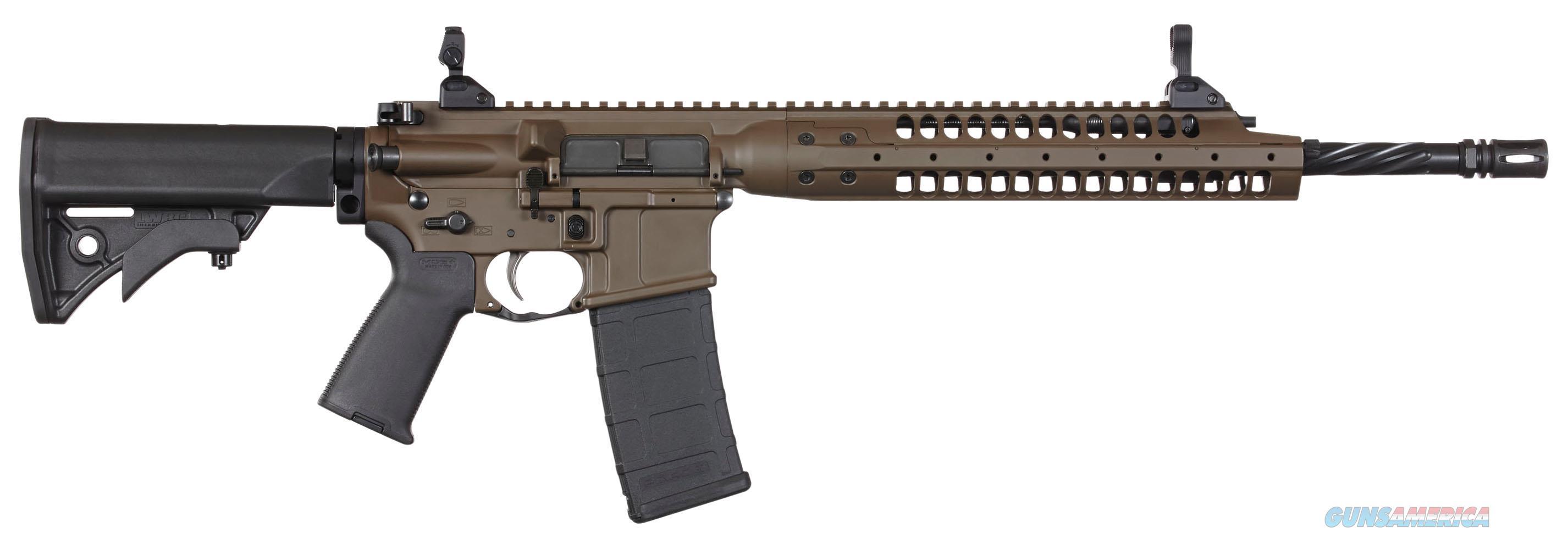 "Lwrc Ic-A5 5.56 Nato 16"" 30Rd Fde ICA5R5CK16  Guns > Rifles > L Misc Rifles"