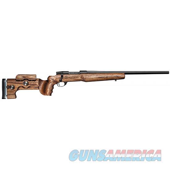 Weatherby Vanguard 308Win 22 Nutmeg Lam H-Bar #3 VLH308NR2O  Guns > Rifles > W Misc Rifles