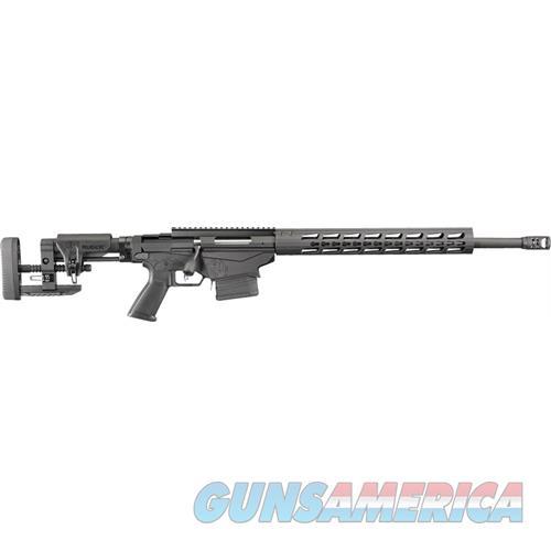 "Ruger Precision.308 Winchester 20"" Matte Black W/Muzzle Brake 18004  Guns > Rifles > R Misc Rifles"