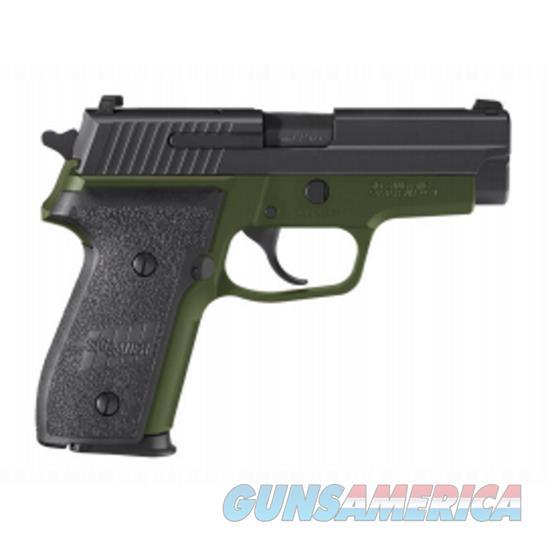 Talo M11a1 9Mm 3.9 Army Grn 2-Tone Ns Srt 10Rd SIG M11A1AGF10  Guns > Pistols > TU Misc Pistols