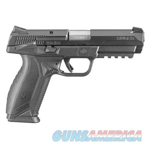 "Ruger American 45Acp 4.5"" 10Rd 8680  Guns > Pistols > R Misc Pistols"