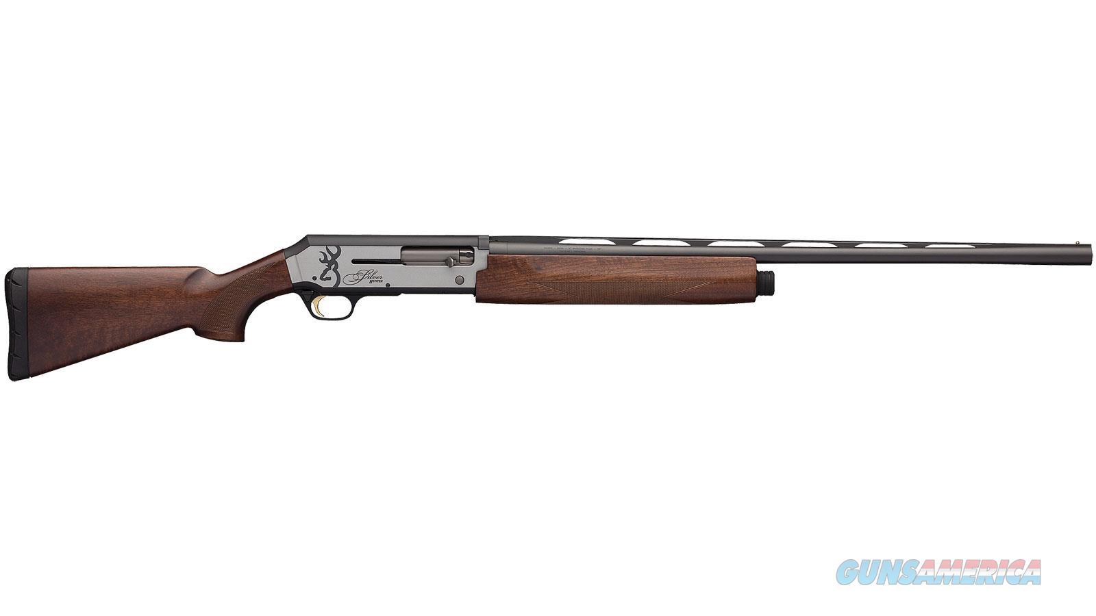 Browning Silver Htr Micro Midas 20G 011412605  Guns > Shotguns > B Misc Shotguns