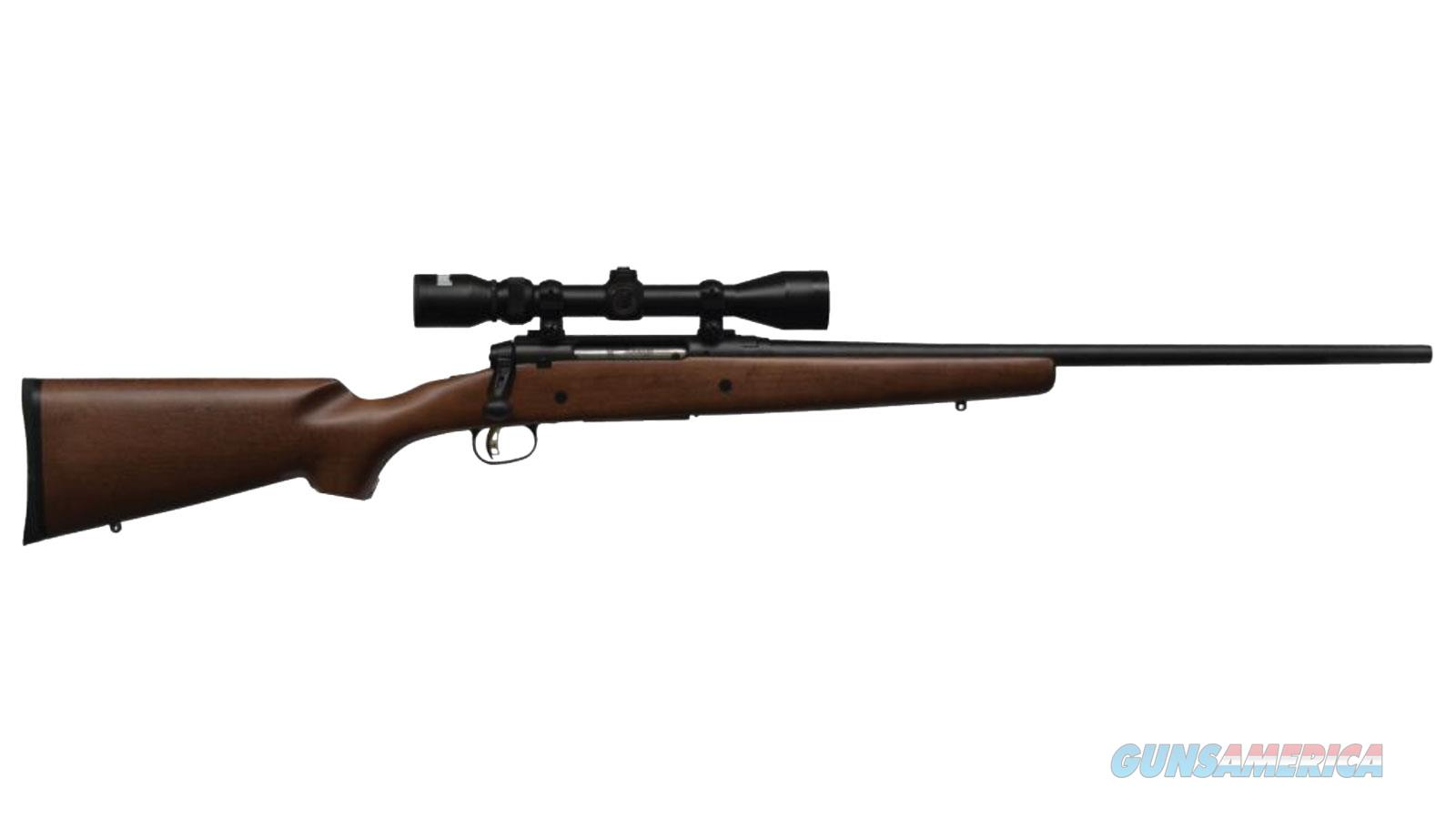 "SAVAGE ARMS AXIS II XP 308 22"" 4RD BL 22553  Guns > Rifles > Savage Rifles > Axis"