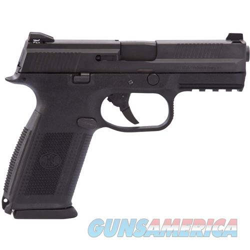 Fn Manufacturing Fns-9 9Mm Luger 10-Shot Black< 66756  Guns > Pistols > F Misc Pistols