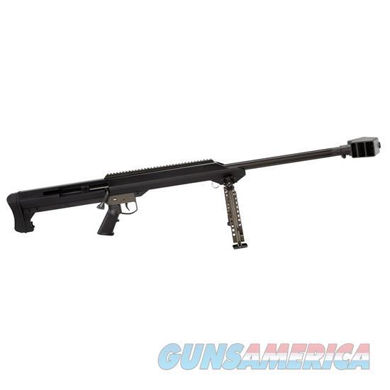 Barrett 99 50Bmg 29 Flt Blk Sys W/ Scope 13143  Guns > Rifles > Barrett Rifles
