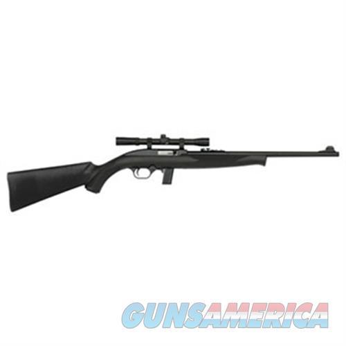 Mossberg 702 Plinkster 22Lr Blue Syn 4X Scope 37044  Guns > Rifles > MN Misc Rifles