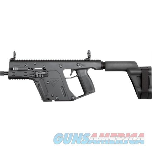 "Kriss Newco Usa Inc Vector Sdp Pistol 40Sw G2 Brace 5.5"" Tb 15Rd Black KV40PSBBL20  Guns > Pistols > K Misc Pistols"