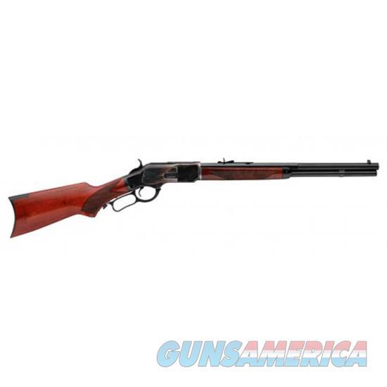 Taylor's & Co Uberti 1873 Trapper 1/2Rnd Oct 18 Pg 357Mag 2025  Guns > Rifles > TU Misc Rifles