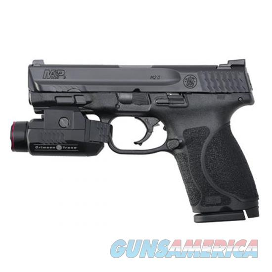 "Smith & Wesson M&P9 M2.0 9Mm 4"" 15Rd 12411  Guns > Pistols > S Misc Pistols"
