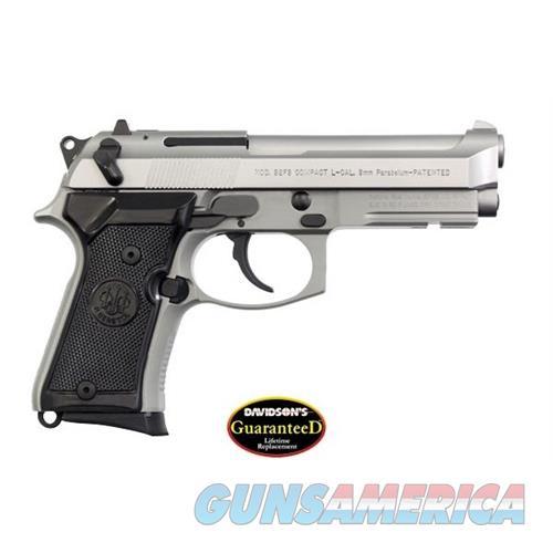 Beretta 92Fs Comp Inox W/Rail 13Rd J90C9F20  Guns > Pistols > B Misc Pistols