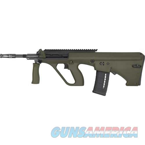 "Steyr Aug A3 M1 Nato 5.56X45 16"" Bbl 30Rd Green W/Ext. Rail AUGM1GRNNATOl2  Guns > Rifles > Steyr Rifles"