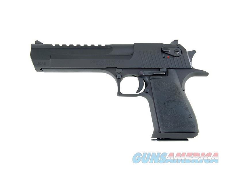 """Magnum Research Eagle Mark Xix .44Mag 6"""" Black DE44  Guns > Pistols > Magnum Research Pistols"""