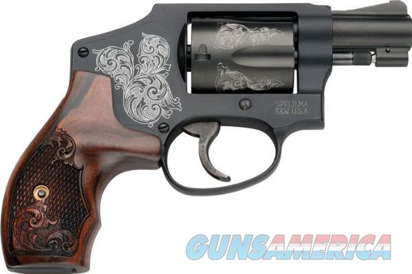 SMITH & WESSON MOD 442 38SP+P 1-7/8 BL ENG 150785  Guns > Pistols > Smith & Wesson Revolvers