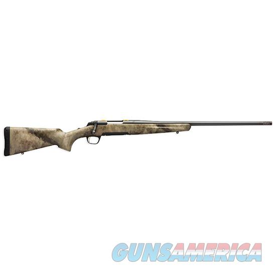 BROWNING XBOLT WESTERN HUNTER 270WSM A-TACS AU DT SHOT 035388248  Guns > Rifles > B Misc Rifles