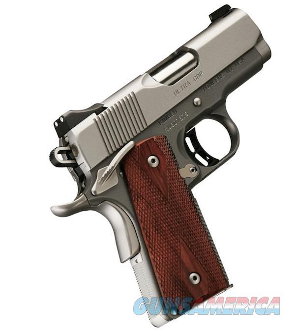 Kimber 9Mm Ultra Cdp KIM3000256  Guns > Pistols > K Misc Pistols