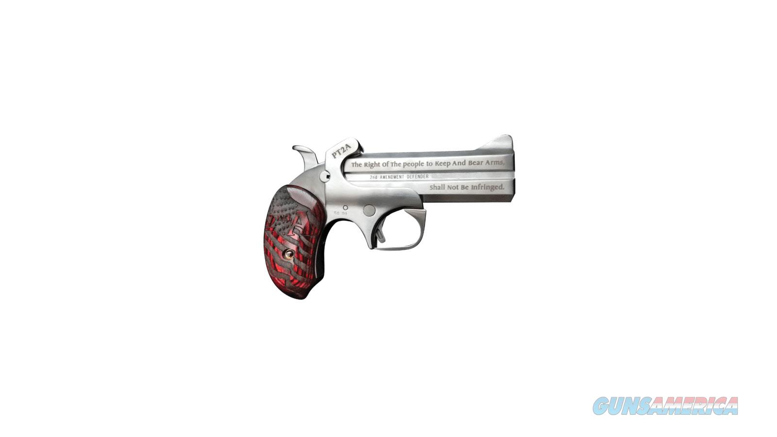"Bond Arms Pt2a 357Mag/38Spl 4.25"" PT2A357/38  Guns > Pistols > B Misc Pistols"