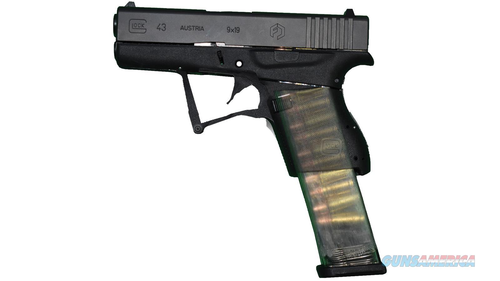 Full Conceal Conceal M3s Glock 43 9Mm Folding Pistol 10 Rounds Black M3G43  Guns > Pistols > F Misc Pistols