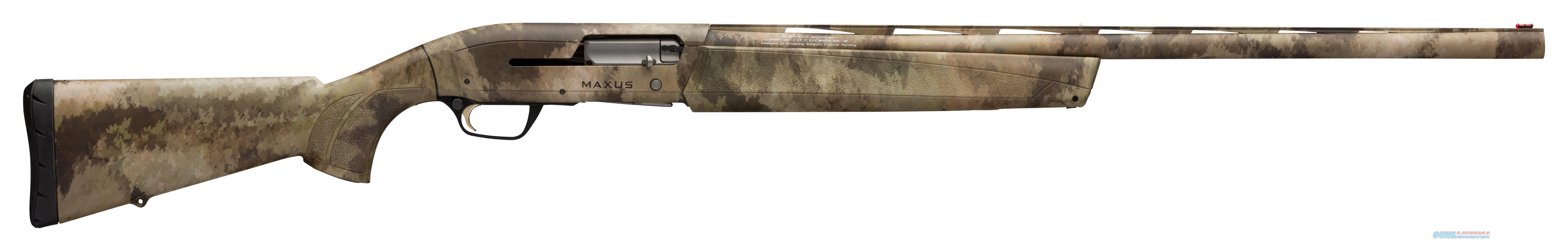 "Browning 011669204 Maxus Semi-Automatic 12Ga 28"" 3.5"" Camouflage Synthetic Stk/Aluminum Alloy Rcvr 011669204  Guns > Shotguns > B Misc Shotguns"
