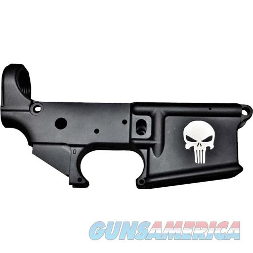Anderson Mfg. Lower Ar-15 Stripped Receiver Punisher D2K067A0020P  Guns > Rifles > A Misc Rifles