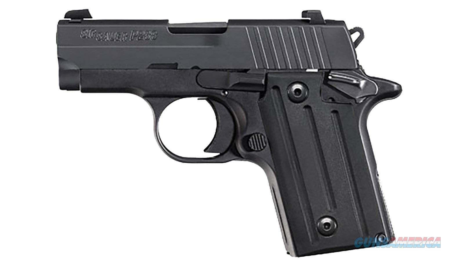 "Sig Sauer P238 380Acp 2.7"" 6Rd 238M-380-BSS  Guns > Pistols > S Misc Pistols"