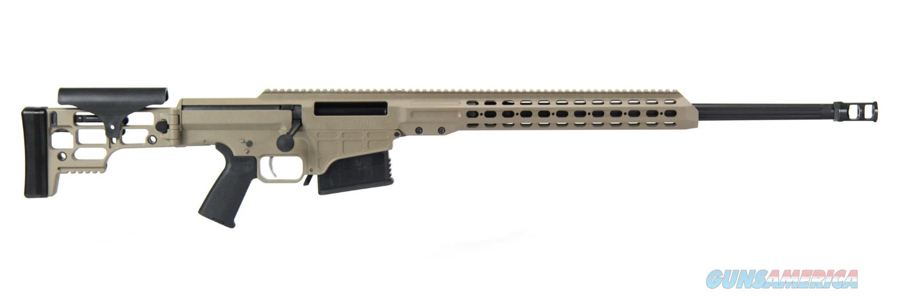 "Mrad 338Lap Fde 26"" 10+1 14376  Guns > Rifles > Barrett Rifles"