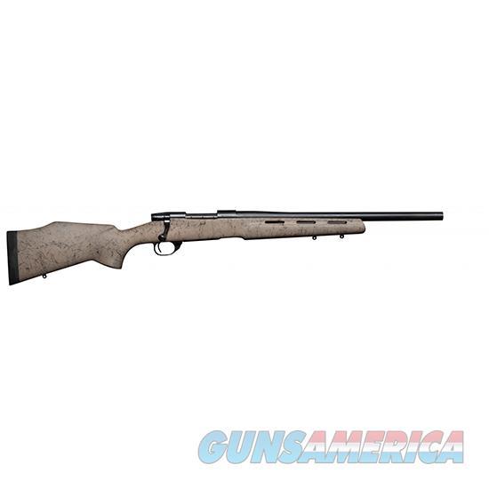 Weatherby Vanguard 6.5Creed 20 Thrd Tan Blk Rc H-Bar #3 VDN65CMR0T  Guns > Rifles > W Misc Rifles