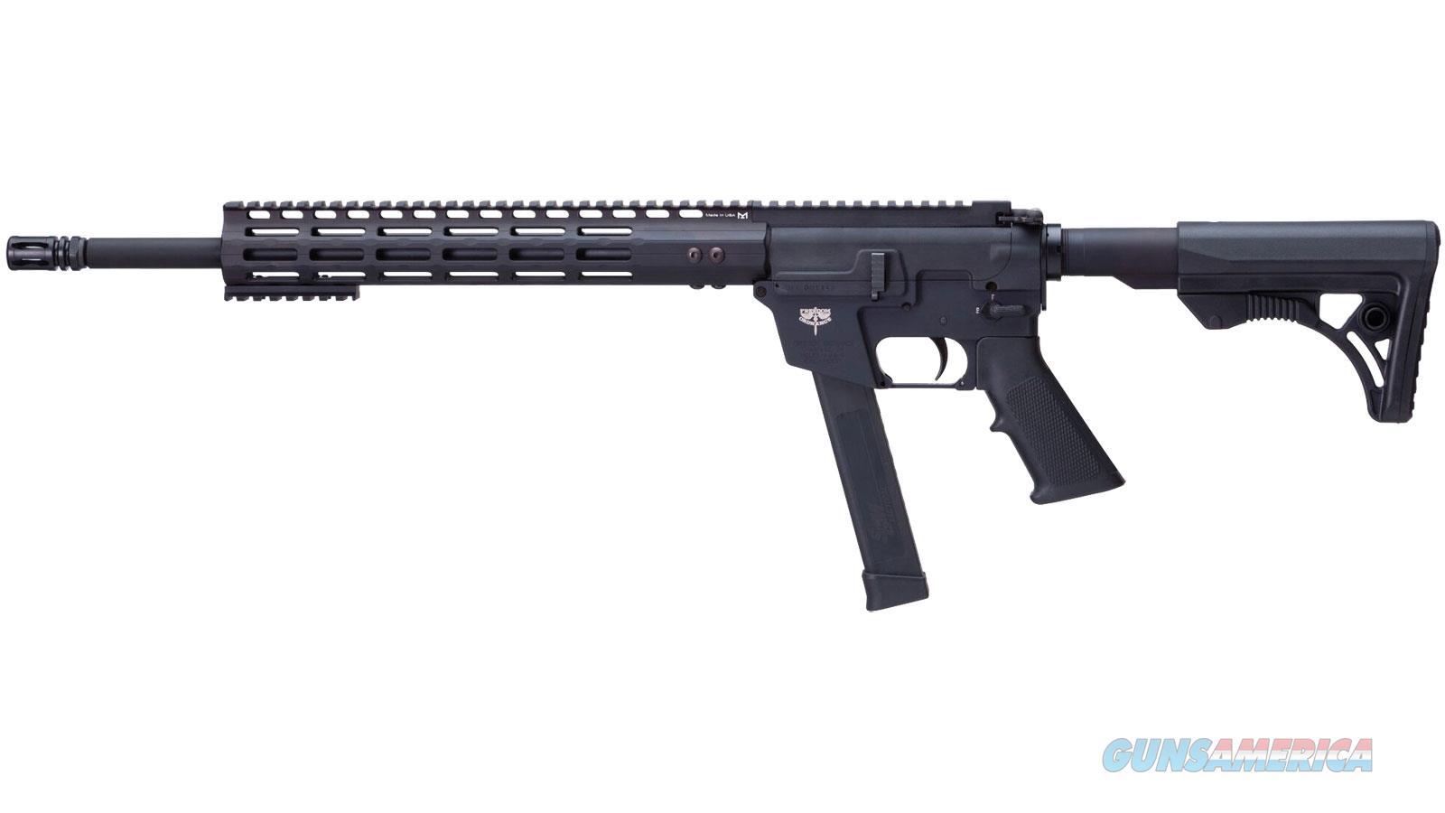 "Freedom Ordance Ord 9Mm 16"" Blk Carbine Rfl FX9  Guns > Rifles > F Misc Rifles"