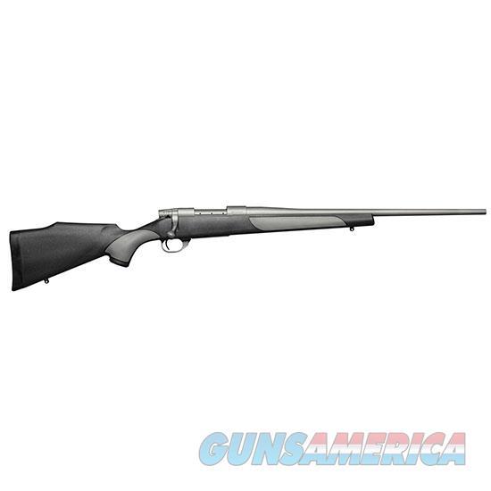 Weatherby Vanguard 243Win 24 Weatherguard Blk Gry #2 VTG243NR4O  Guns > Rifles > W Misc Rifles