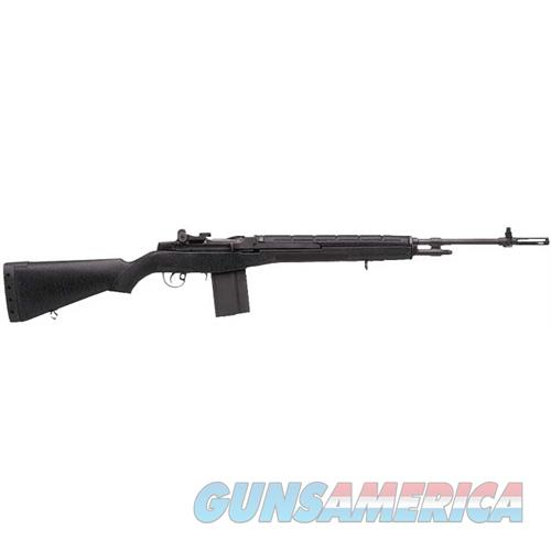 Springfield Armory M1a 308Win Blk 10Rd Fiberglass Loaded MA9226  Guns > Rifles > S Misc Rifles