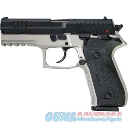Arex Rex Zero 1S 9Mm Pistol Fs 2-17Rd Mags Smoke Grey Polymer REXZERO1S13  Guns > Pistols > F Misc Pistols