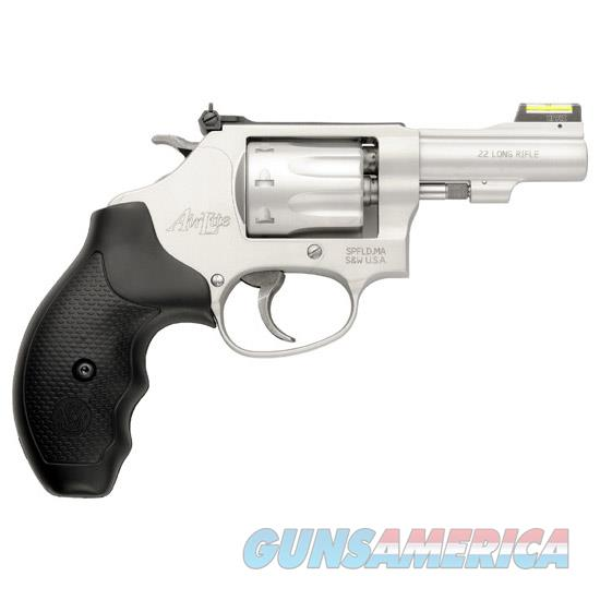 "SMITH & WESSON MOD 317 22LR 3"" S 160221  Guns > Pistols > Smith & Wesson Revolvers"
