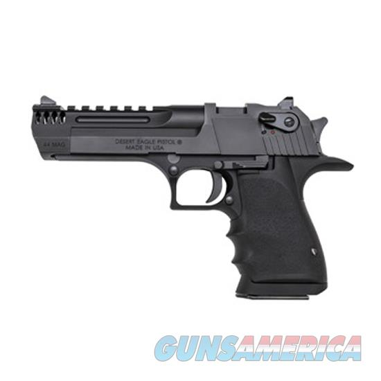 Magnum Research Desert Eagle 44Mag 5 Ltwt Blk Alum Int Mbrake DE445IMB  Guns > Pistols > Magnum Research Pistols