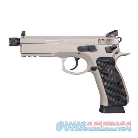 Czusa 75 Sp-01 9Mm Urban Gry Supp Ready Ns 18Rd 91253  Guns > Pistols > C Misc Pistols