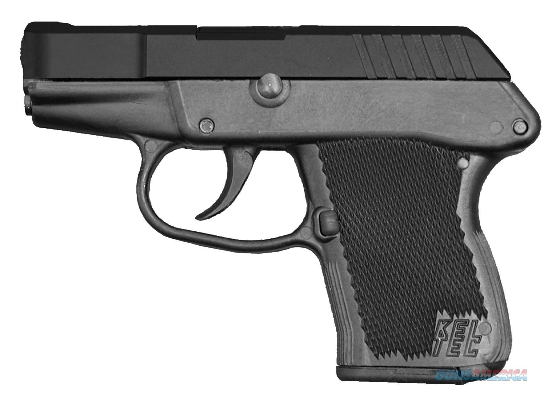 """Kel-Tec P3atpkgry P-3At 380 Acp Double 380 Automatic Colt Pistol (Acp) 2.7"""" 6+1 Gray Polymer Grip Black Parkerized P3ATPKGRY  Guns > Pistols > K Misc Pistols"""