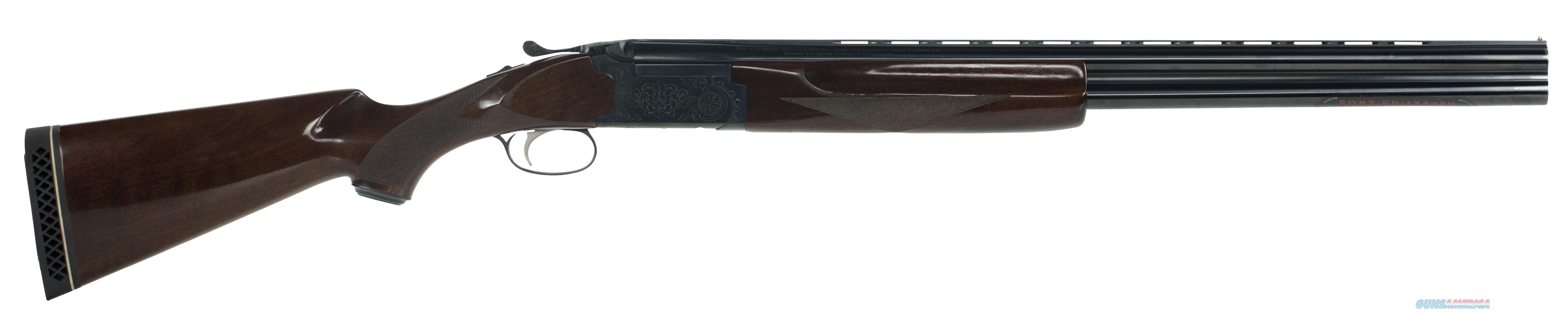 "Winchester Guns 513046371 101 Over/Under 12 Gauge 26"" 3"" Trukish Walnut Stk Blued Rcvr 513046371  Guns > Shotguns > W Misc Shotguns"