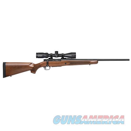 Mossberg Patriot 6.5Creed 22 Wood Blue Vortex 3-9X40 28028  Guns > Rifles > MN Misc Rifles