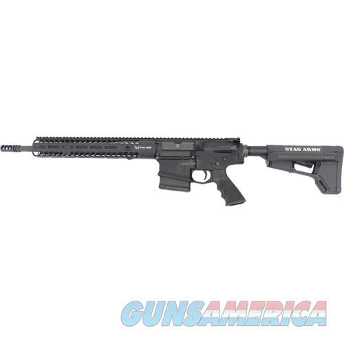 "Stag Arms Llc 10Sl .308 Win/7.62X51mm 16"" 10Rd M-Lok Black Lh STAG800098LH  Guns > Rifles > S Misc Rifles"