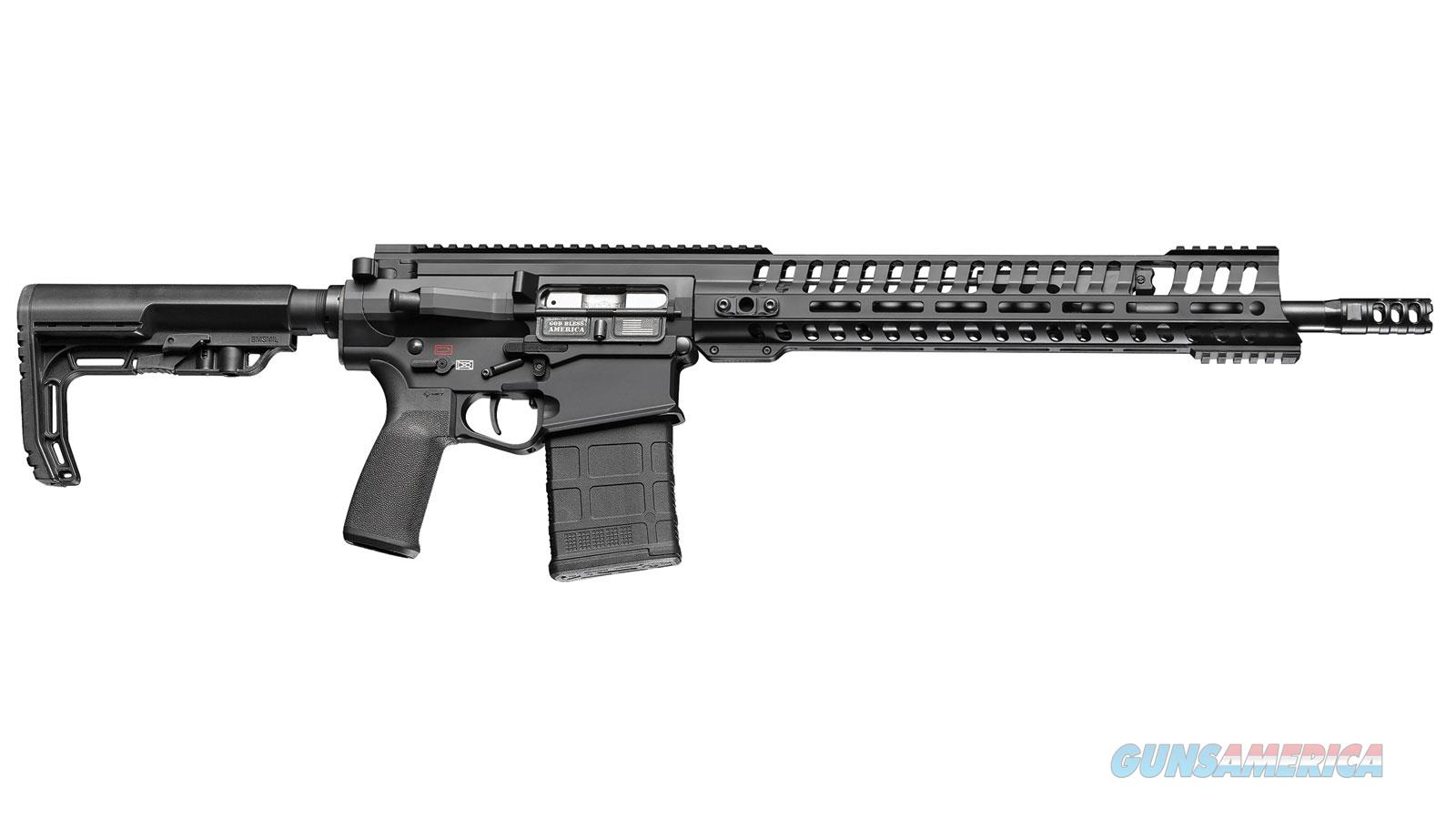 Patriot Ordnance Factory G4 P308 308Win 16.5 Mlok Mrr Rail Black 01208  Guns > Rifles > PQ Misc Rifles