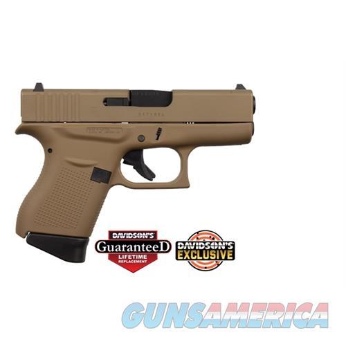 Glock 43 9Mm Pst Ckfde 6Rd PI4350201CKFDE  Guns > Pistols > G Misc Pistols