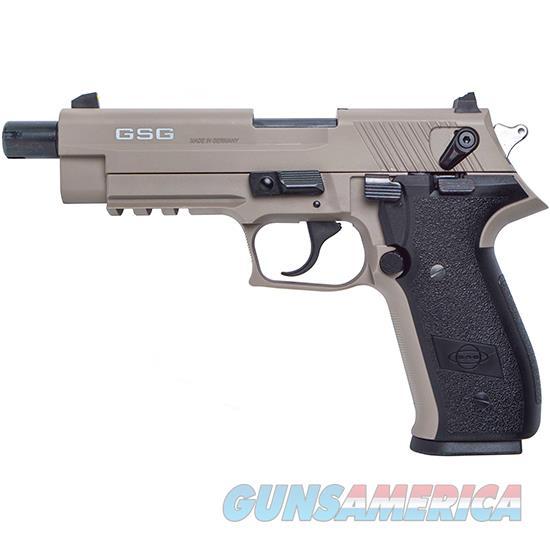 American Tactical Gsg Firefly Hga 22Lr 4.9 Threaded Tan 10Rd GERG2210TFFT  Guns > Pistols > A Misc Pistols