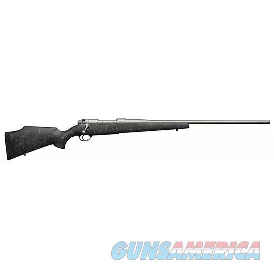 Weatherby Mkv Weathermark 6.5Creed 24 #1 Blk Gry MWMS65CMR4O  Guns > Rifles > W Misc Rifles