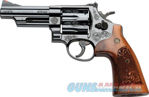 "SMITH & WESSON MOD 29 44MAG 4"" BL ENGRAVED 150783  Guns > Pistols > Smith & Wesson Revolvers"