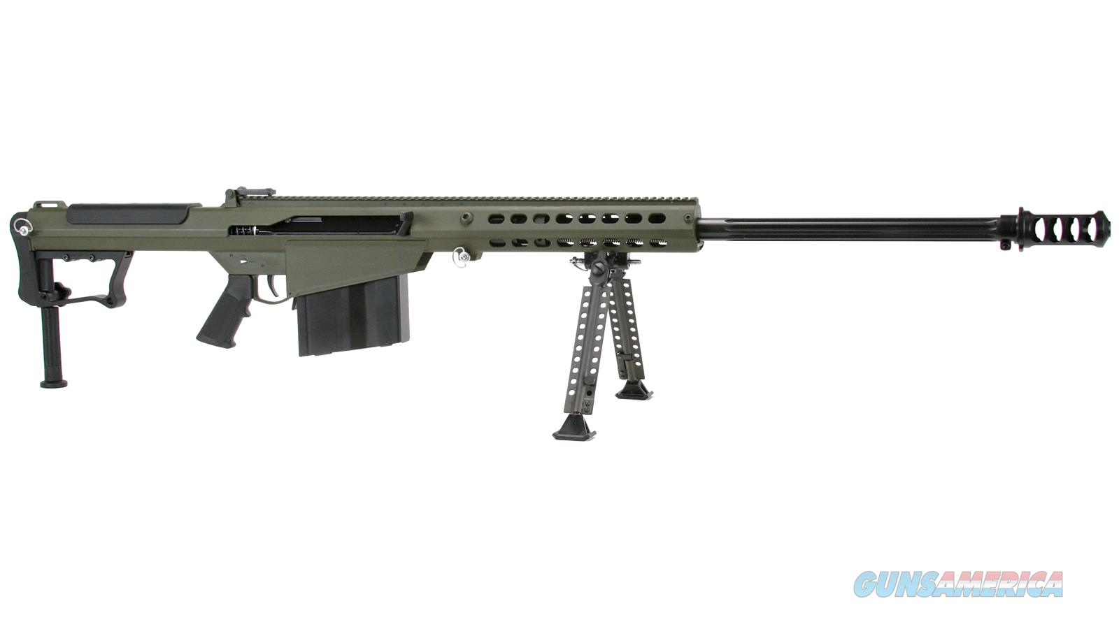 """Barrett M107a1 Odg 29"""" 50Bmg 1-10Rd 14555  Guns > Rifles > B Misc Rifles"""