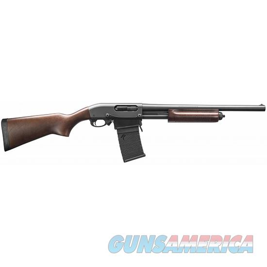 Remington 870 12Ga 18.5 Cyl Dm 6Rd Bs Wood 81351  Guns > Shotguns > R Misc Shotguns