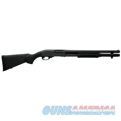 "Remington Firearms 25077 870 Express Tactical Pump 12 Gauge 18.5"" Cb 3"" 6+1 Synthetic Black Stk Black 25077  Guns > Shotguns > R Misc Shotguns"