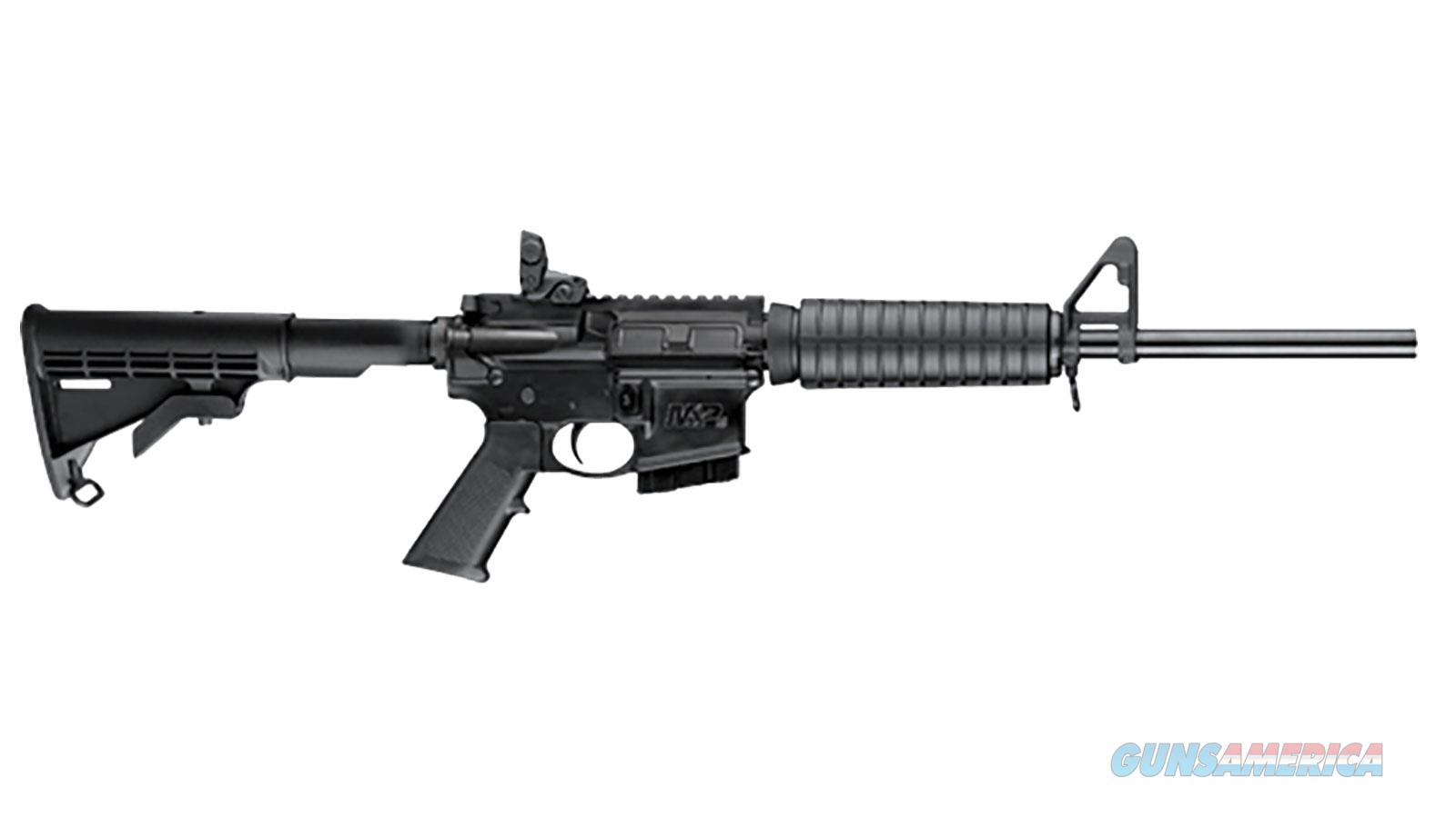 "SMITH & WESSON M&P 15 SPORT II 5.56 16"" 10203  Guns > Rifles > Smith & Wesson Rifles > M&P"