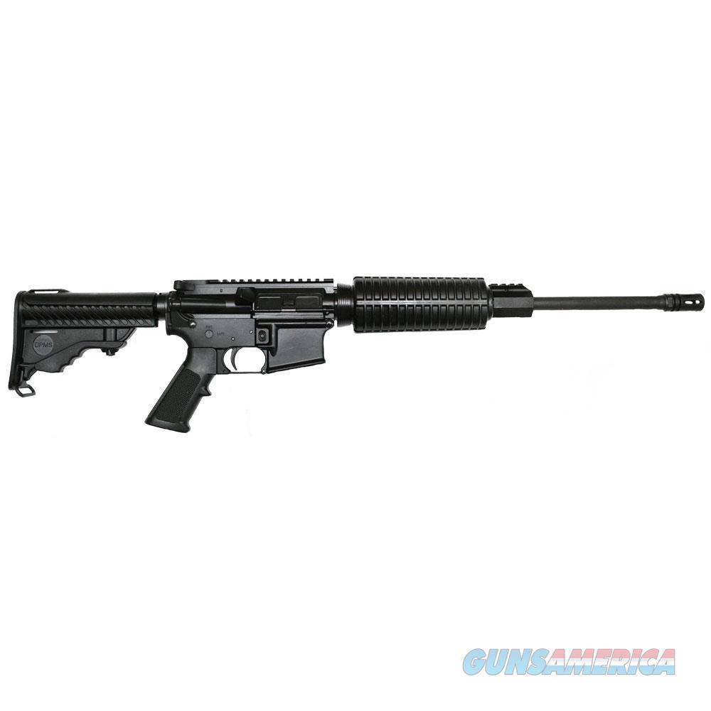 """Dpms 60532 Panther Oracle 10+1 Semi-Automatic 223 Remington/5.56 Nato 16"""" 10+1 Pardus 4-Position Black Stock Black 60532  Guns > Rifles > D Misc Rifles"""