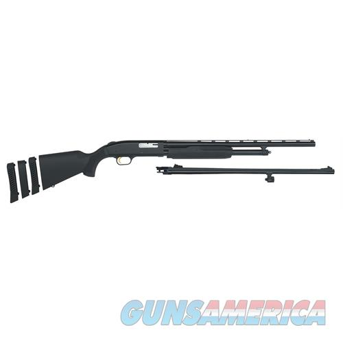 "Mossberg 54250 500 Field/Deer Youth Pump 20 Gauge 22""/24"" 5+1 Black Synthetic Blued 54250  Guns > Rifles > MN Misc Rifles"