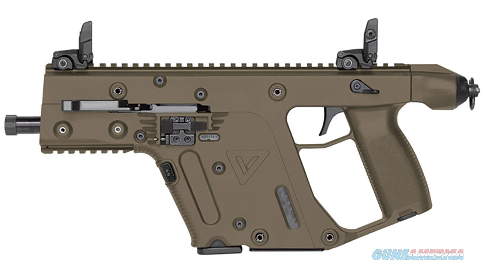 "Kriss Newco Usa Inc Vector Sdp Pistol G2 .45 5.5"" Threaded 13Rd Fde KV45-PFD20  Guns > Pistols > K Misc Pistols"