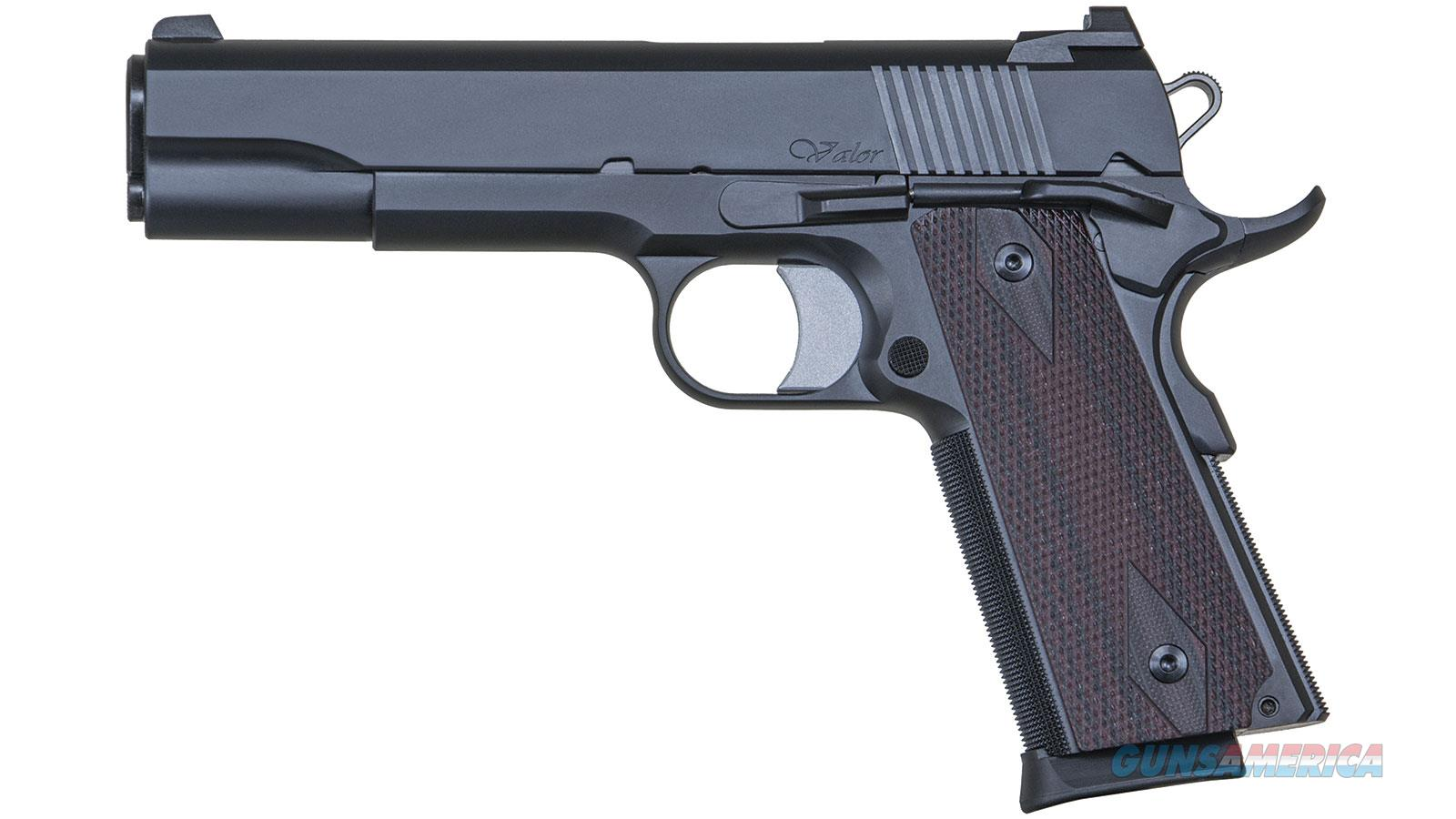 CZUSA DW VALOR 45ACP BLUE TACTICAL 2 DOT NS 8RD 01863  Guns > Pistols > C Misc Pistols